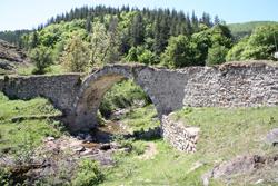 Мост Куфарита - с.Душанци